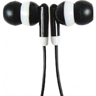 Купить Навушники та гарнітури, Навушники Gembird MP3-EP21 White/Black