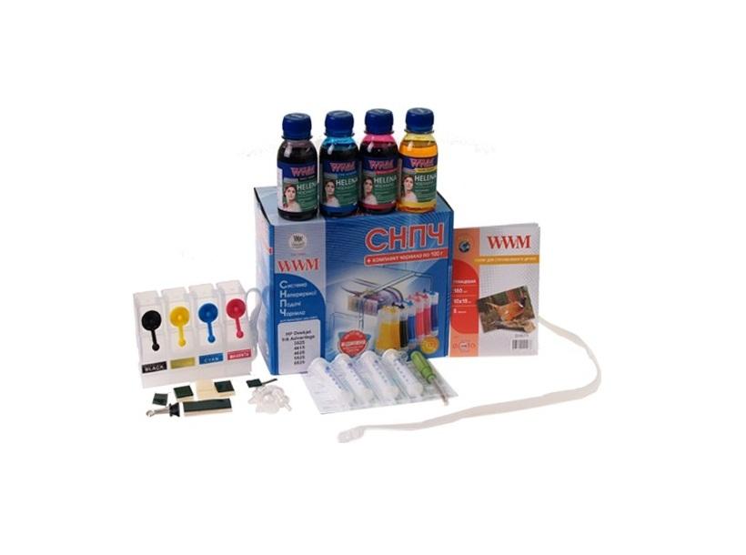 Купить Система БПЧ WWM IS.0411 HP Deskjet Ink Advantage 3525 / 4615 / 4625 / 5525 / 6525