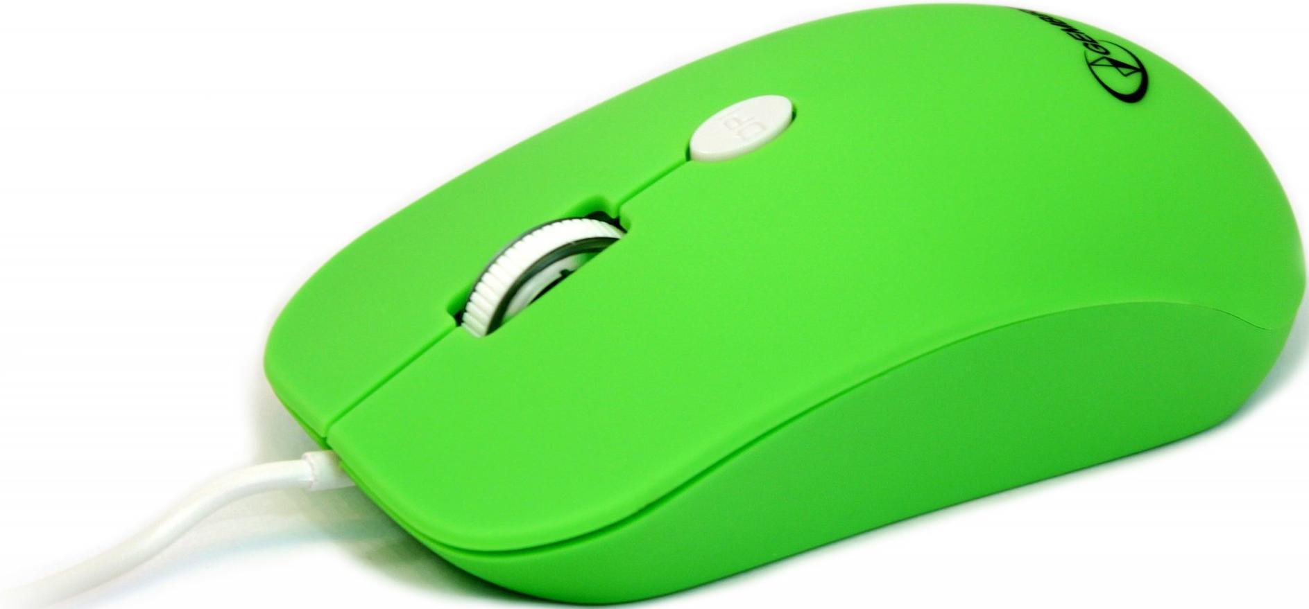 Купить Мишка Gembird MUS-102-G зелена