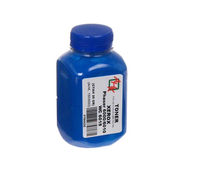 Купить Тонер AHK Xerox Phaser 6000/6010/WC6015 блакитний, 1503552