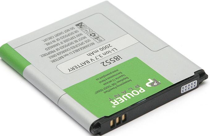 Купить Аксесуари для мобільних телефонів, Акумулятор PowerPlant для Samsung i8530, DV00DV6178