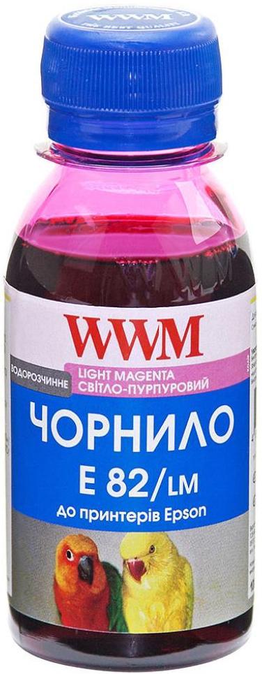 Купить Чорнило WWM Epson Stylus Photo T50/P50/PX660 E82/LM-2 світло-малинове