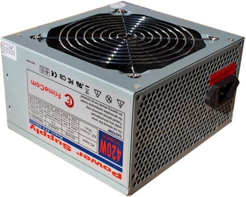 Купить Блоки живлення для ПК, Блок живлення Frimecom FC SM450 450 Вт, SM450 ( 480W)