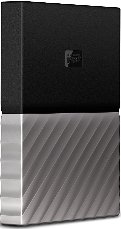 Купить Зовнішній жорсткий диск Western Digital My Passport Ultra 3TB Gray (WDBFKT0030BGY-WESN)