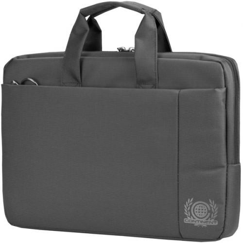 Купить Сумка для ноутбука Continent CC-215GR Grey