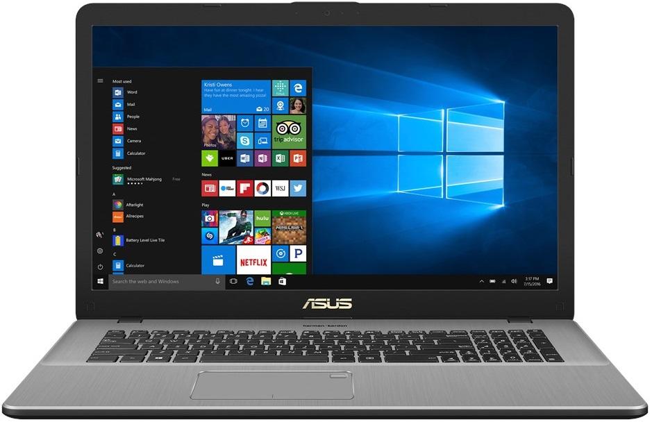 Купить Ноутбук ASUS VivoBook Pro N705UN-GC052T Dark Grey
