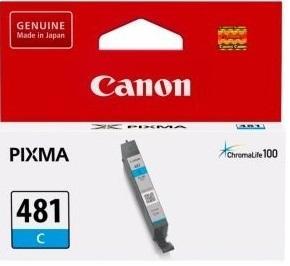 Купить Картридж Canon CLI-481C Cyan, 2098C001