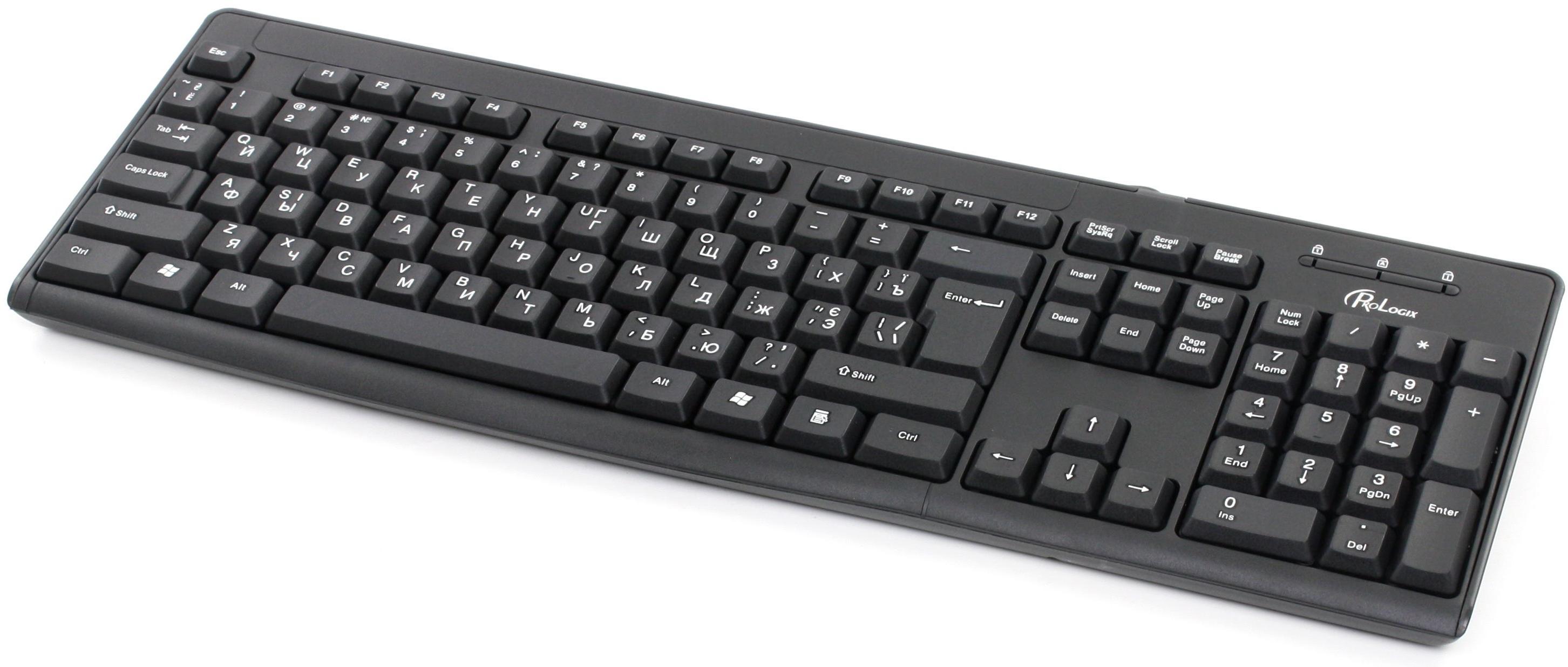 Купить Клавіатура ProLogix Simple Choice I Black