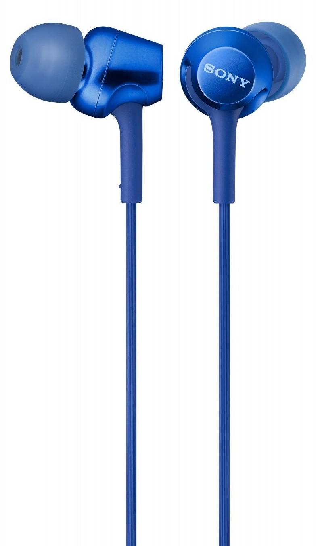Купить Гарнітура Sony MDR-EX255AP Blue (MDREX255APL.E)