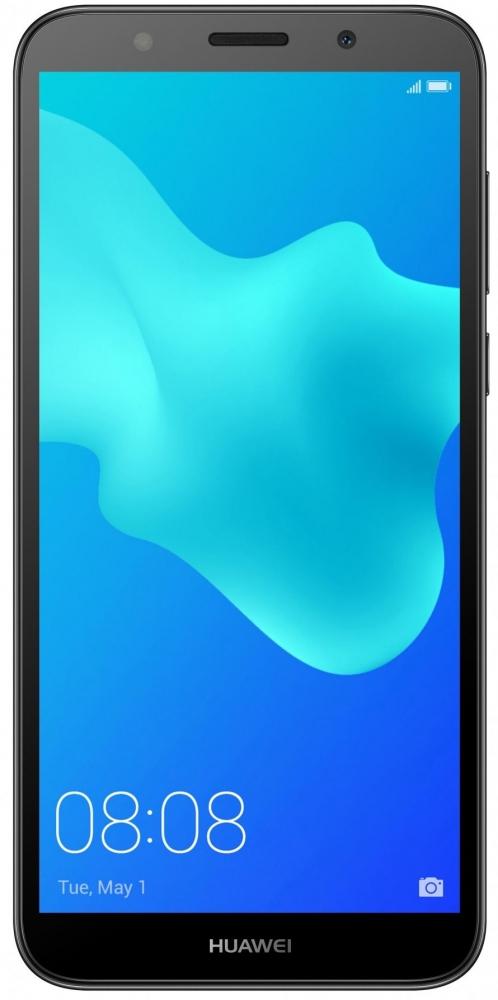 Купить Смартфон Huawei Y5 2018 2/16GB DRA-L21 Black (51092LEU)