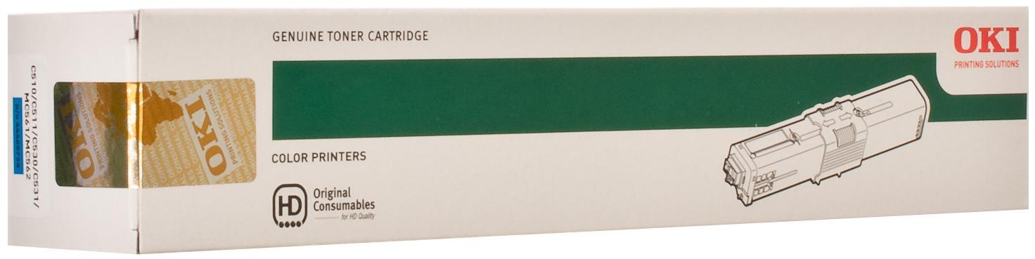 Купить Картриджі, Тонер-картридж OKI for C510/530/MC561 5k Magenta, 44469754