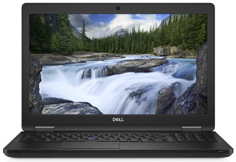 Купить Ноутбуки, Ноутбук Dell Latitude 5590 N065L559015EMEA-08 Black