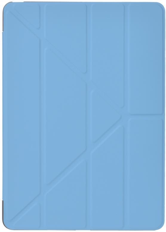 Купить Чохол для планшета 2E for Apple iPad 2018 - Y-Case Blue/Transparent (2E-IP-2018-MCYCDBT)