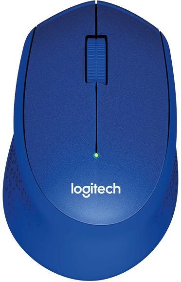Купить Миша Logitech M330 Silent Plus Blue (L910-004910)