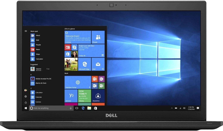 Купить Ноутбуки, Ноутбук Dell Latitude 7490 N020L749014EMEA_U Black