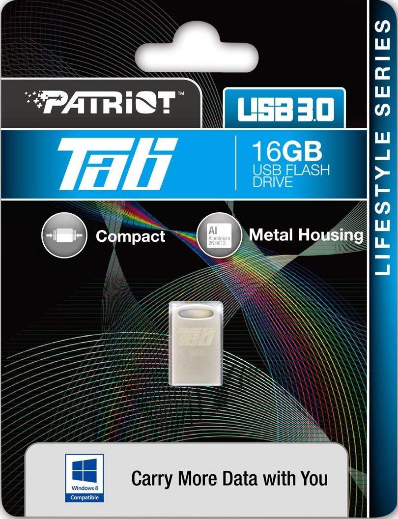 Купить Флешка USB Patriot Tab 128GB PSF128GTAB3USB