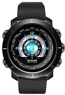 Купить Смарт годинник Skmei W30 Black Plastic (Skmei W30 Black Plastic)