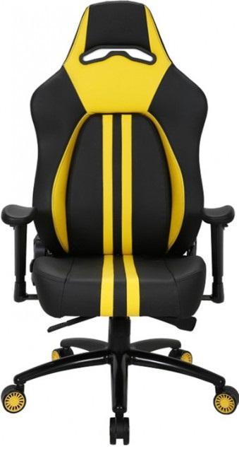 Купить Крісло Hator Emotion Shaker Black/ Yellow (HTC-961)