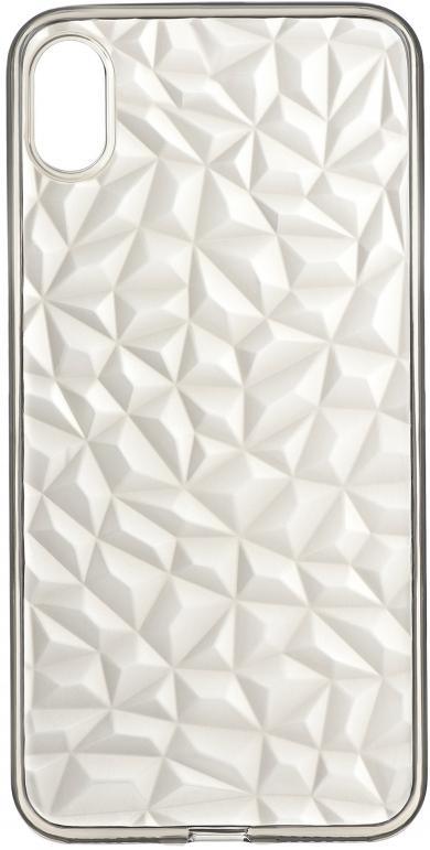 Купить Чохол 2E for Apple iPhone XR - Basic Diamond Transparent/Black (2E-IPH-XR-AOD-TR/BK)