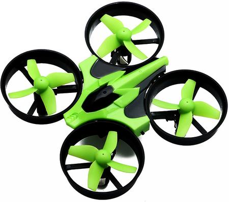 Купить Квадрокоптер Eachine E010 Mini Green with battery (SKU447810/green/2batt)