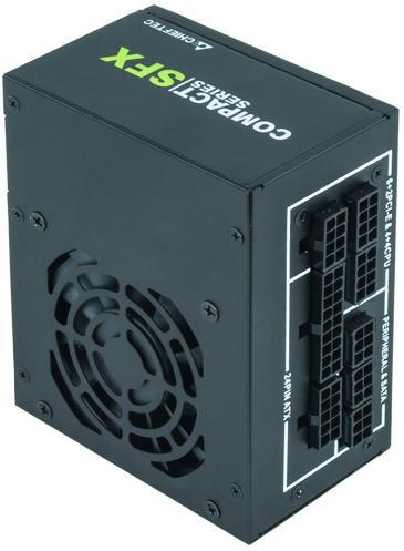 Купить Блок живлення Chieftec RETAIL Compact CSN-650C 650W