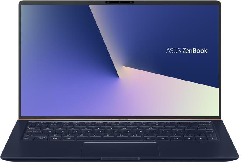 Купить Ноутбук ASUS ZenBook 13 UX333FA-A4151T Royal Blue Glass