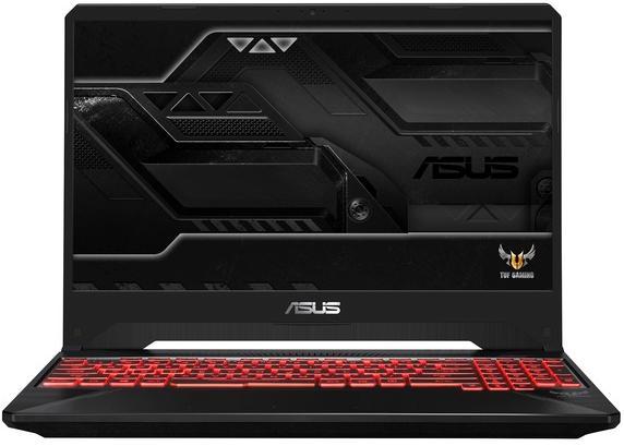 Купить Ноутбук ASUS TUF Gaming FX505GD-BQ146 Black