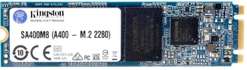 Купить Твердотільний накопичувач Kingston A400 2280 240GB SA400M8/240G