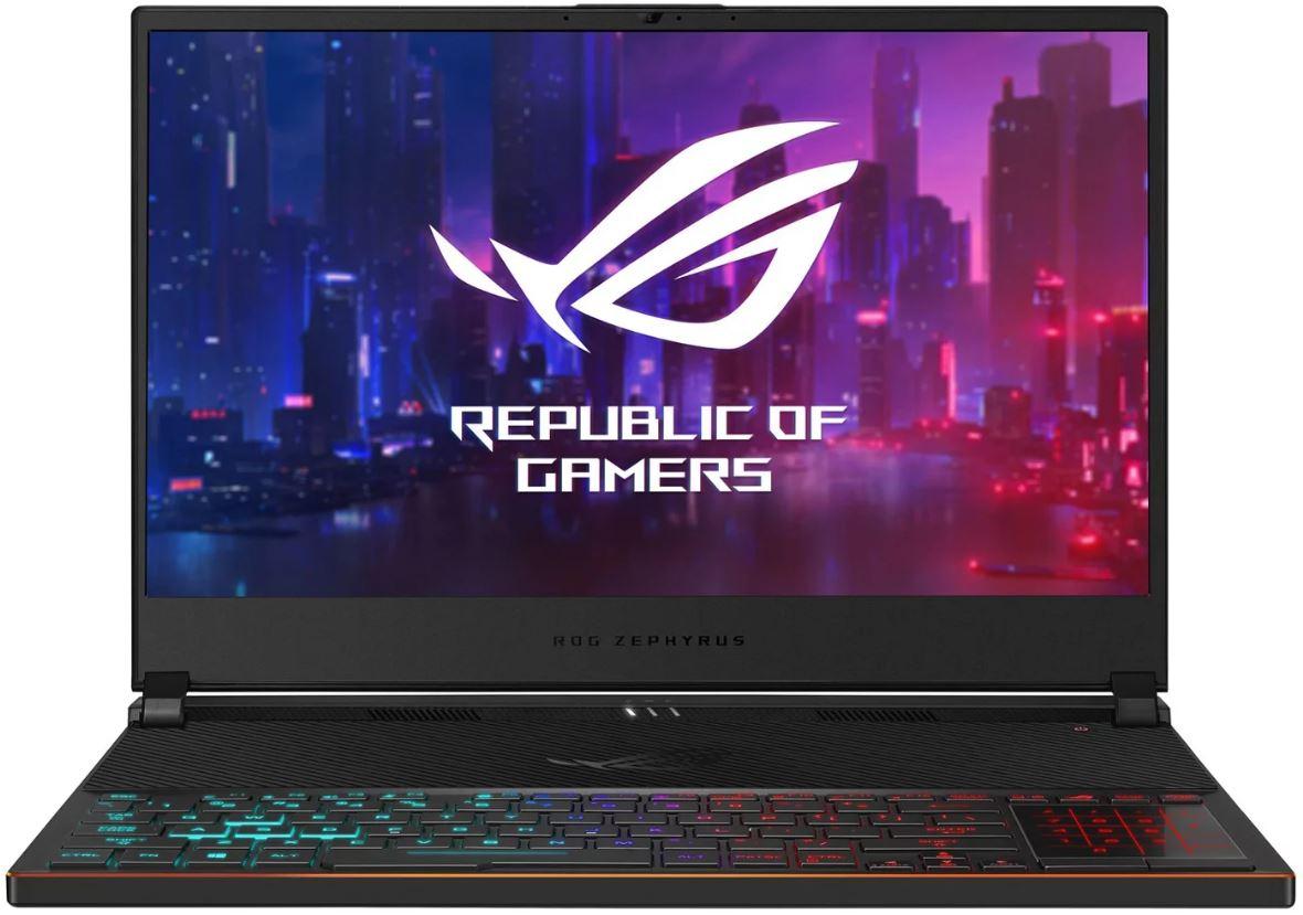 Купить Ноутбуки, Ноутбук ASUS ROG Zephyrus S GX531GX-ES015T Black Metal