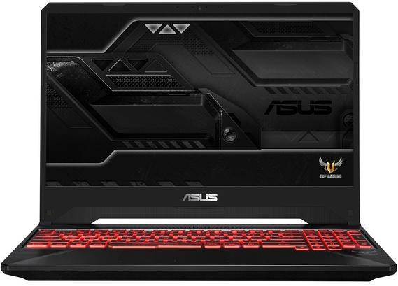Купить Ноутбук ASUS TUF Gaming FX505GD-BQ110 Red Fusion