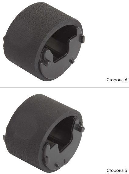 Купить ЗІП для принтерів, копірів, Ролик захоплення ручного лотка Foshan HP LJ P2035/P2055, RL1-2120-000-Foshan