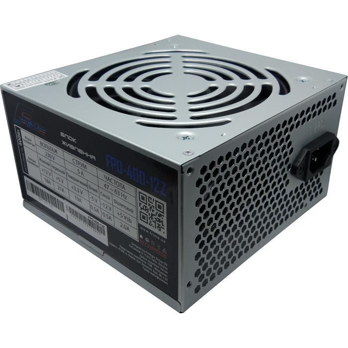 Купить Блоки живлення для ПК, Блок живлення Frime FPO-400-12Z 400W