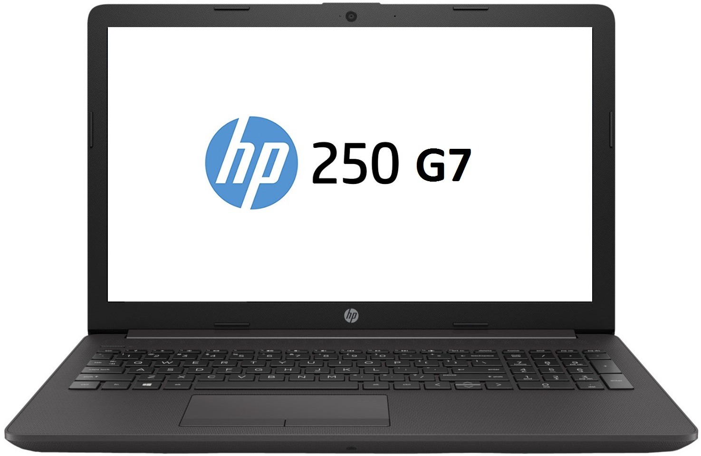 Купить Ноутбуки, Ноутбук HP 250 G7 6HL13EA Dark Ash