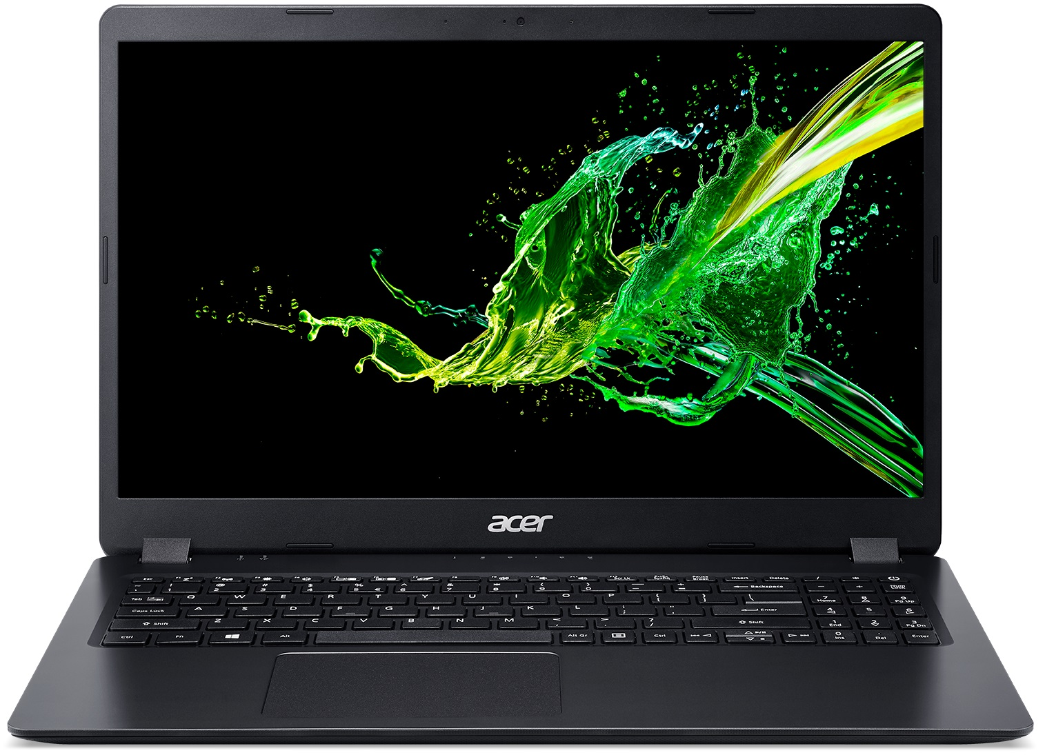 Купить Ноутбуки, Ноутбук Acer Aspire 3 A315-56-30ML NX.HS5EU.008 Black