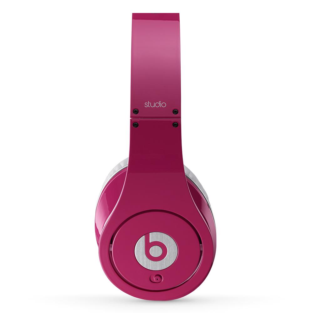 Навушники Beats by Dr. Dre Studio рожеві – купити в інтернет ... d788c57e96edc