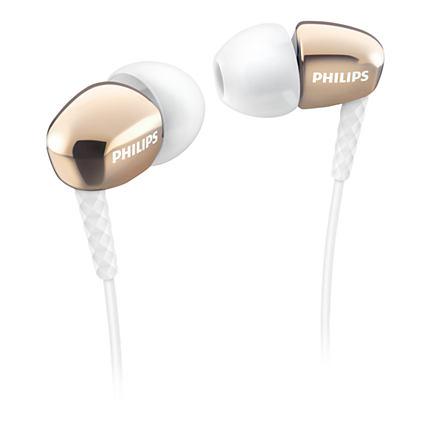 Наушники Philips SHE3900GD 51 золотистые – купить в интернет ... e0e7325715ba9