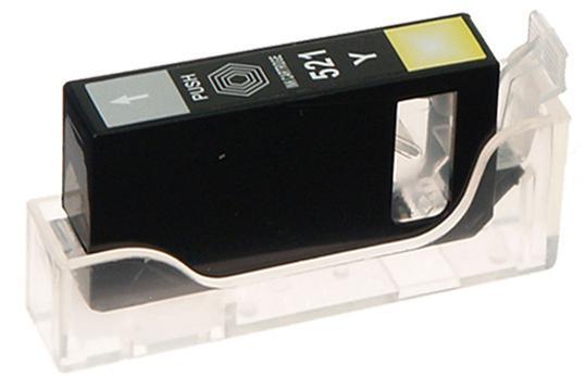 Купить Картридж порожній WWM Canon Pixma iP3600, iP4600, iP4700, iP4840, MP540, MG5140 (CR.CLI521)