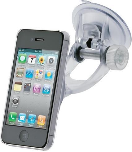 Купить Кріплення для мобільного телефону iGrip Clear Case Traveler T5-300183