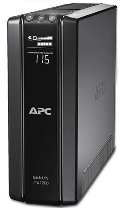Купить ПБЖ (UPS) APC Back-UPS Pro 1200VA, BR1200GI