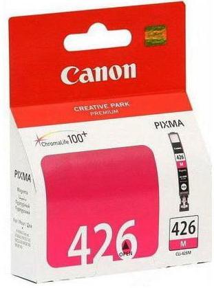 Купить Картридж Canon CLI-426 iP4840, MG5140, MG5240 рожевий, 4558B001