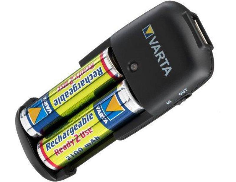 еще зарядное для телефона от батарейки спокойно