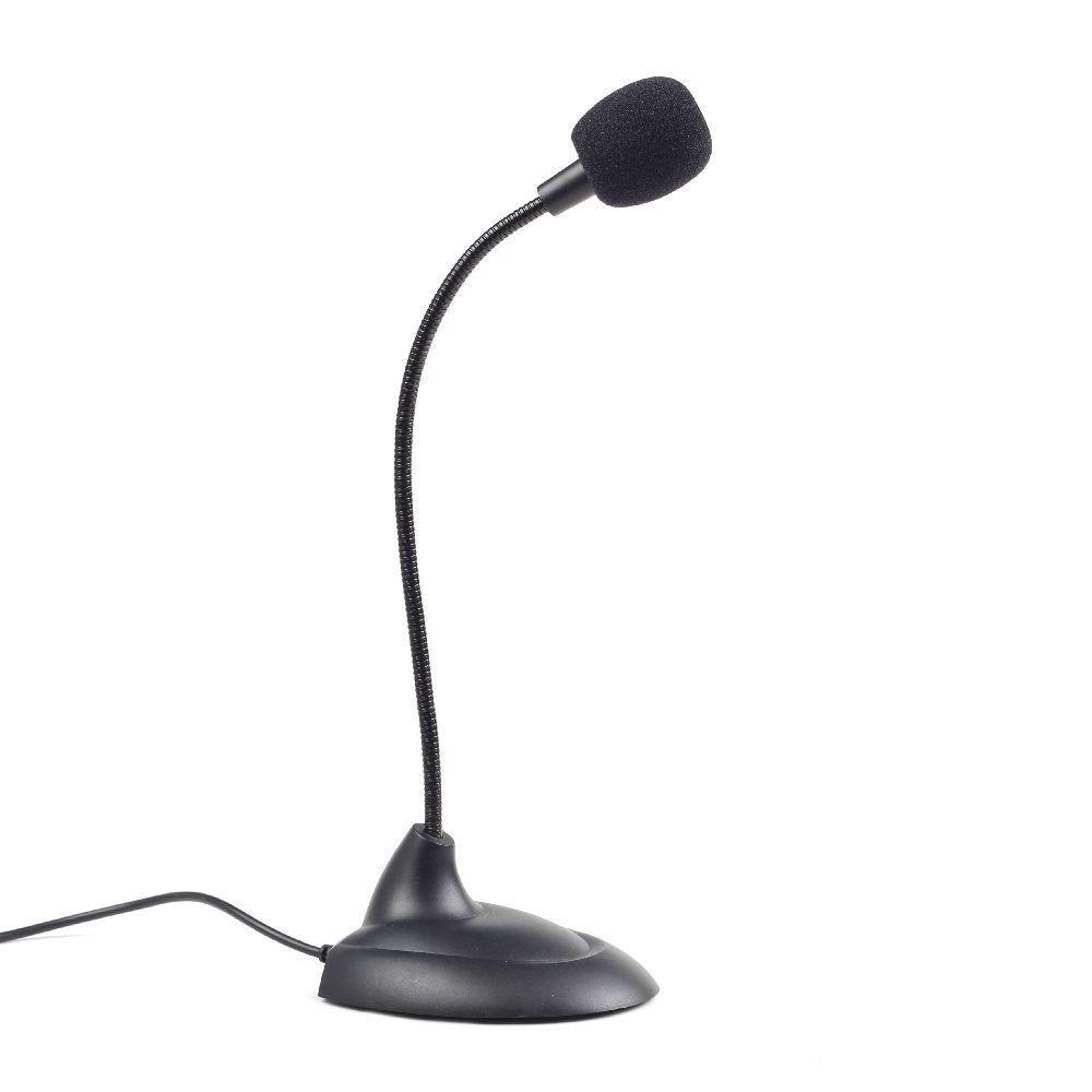 Купить Мікрофон Gembird MIC-205 чорний