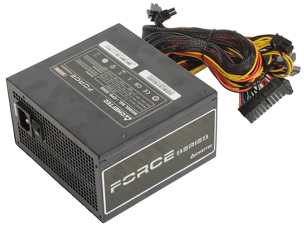 Купить Блок живлення Chieftec CPS-500S 500 Вт