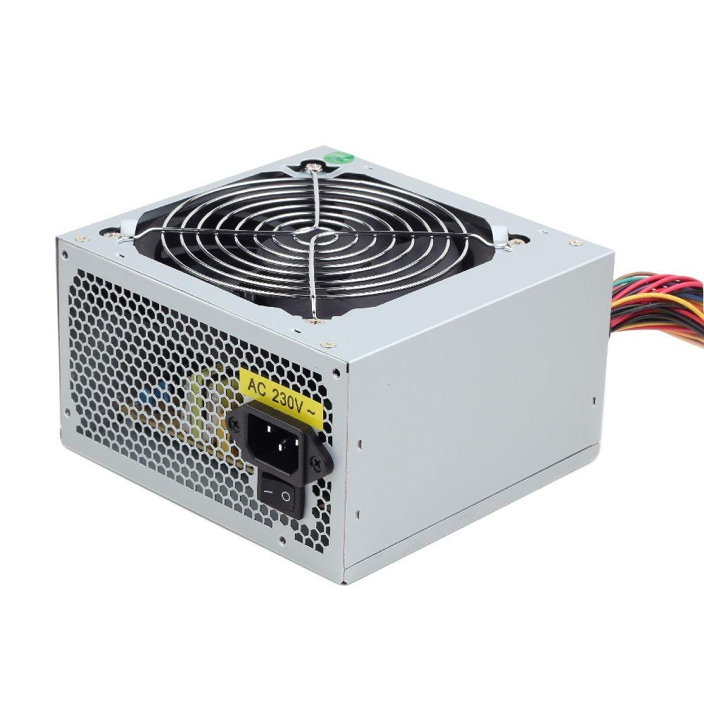 Купить Блок живлення Gembird CCC-PSU10-12 350 Вт + кабель живлення