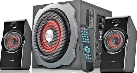 Купить Акустична система F&D A530U чорна, A530U Black
