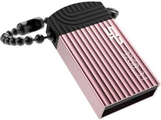 Купить Флешка USB Silicon Power Jewel J20 32GB SP032GBUF3J20V1P Pink