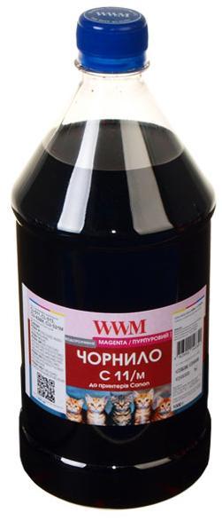 Купить Чорнило WWM Canon CLI-521B/CLI-426B малинове, C11/M-4
