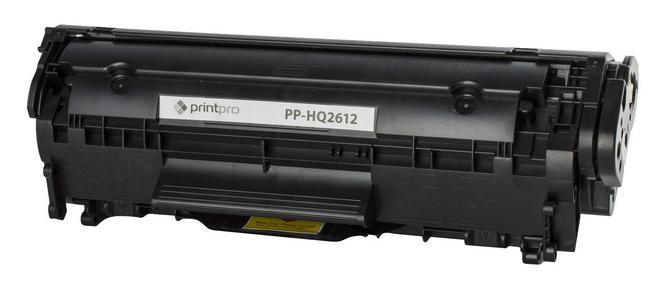 Купить Картриджі, Картридж PrintPro HP (Q2612AF/Canon FX-10) LJ 1010 Dual Pack, PP-HQ2612/FX10DP