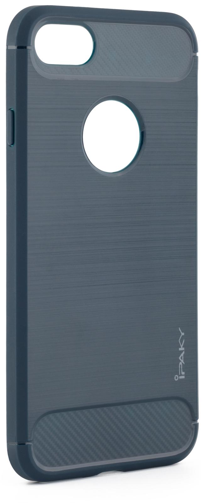 Купить Чохол iPaky для iPhone 7 - slim TPU cиній, iPaky Iphone 7 slim TPU Blue