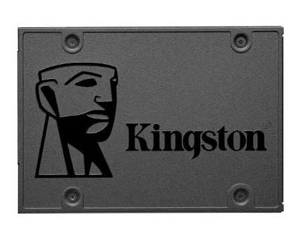 Купить Твердотільний накопичувач Kingston A400 (SA400S37/240G) 240 ГБ